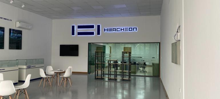 REPRESENTATIVE OFFICE OF HWACHEON MACHINE TOOL VIET NAM CO., LTD. IN BAC NINH